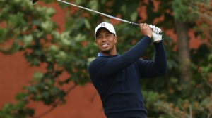 Tiger Woods is  the favorite to win the Players Championship at TPC Sawgrass.