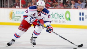 The Rangers return home facing a 2-0 series deficit against the Kings in the Stanley Cup Final Monday night.