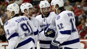The Lightning and Penguins split the two games in Pittsburgh as they play game three of the Eastern Conference Finals Wednesday night in Tampa.