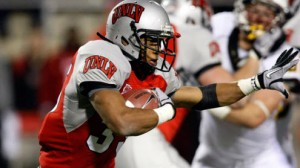 The UNLV Runnin' Rebels are dangerous road underdogs in Week 1