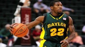 Baylor is a 3.5 point favorite against Nebraska in the West region second round game in San Antonio Friday. The two schools are former conference rivals in the Big 12.