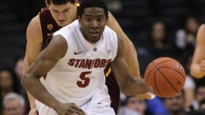 Stanford is a 3.5 point favorite against Arizona St Wednesday in the Pac 12 first round in Las Vegas.