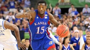 Kansas is a 5.5 point favorite in the Big 12 semifinals Friday night in Kansas City.