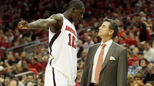 Dieng left for the NBA, but Pitino feels confident the Cardinals can adapt.