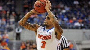 The Florida Gators have four starters averaging in double figures offensively