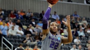 The Kansas State Wildcats are perfect at home during the 2012-13 NCAA basketball season