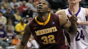 Minnesota is a 5 point favorite at home against Wisconsin Thursday night. 
