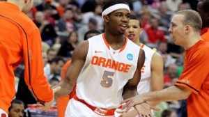 Syracuse looks to remain undefeated as they travel to Wake Forest Wednesday night. The Orange are a 10 point favorite.