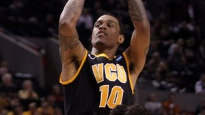 VCU is an 8 point favorite against Akron in the South region second round in Auburn Hills.