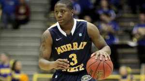 Murray State is a 7.5 point favorite at home against Yale in the CIT Championship Game.