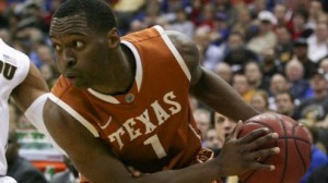 Texas is an 11 point favorite against TCU in the Big 12 first round Wednesday in Kansas City.