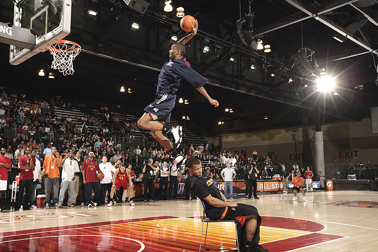 Nba Players Dunking 2013