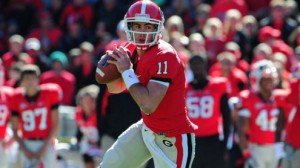 Georgia is a 2.5 point favorite at Clemson Saturday in a battle of top 10 teams.