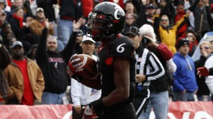 The Cincinnati Bearcats are 4-5 ATS as road favorites since 2011