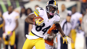 The Steelers host the Chiefs Sunday Night in a battle of 2-1 teams.