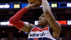 Washington Wizards SG Bradley Beal is lethal from long range