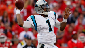 Carolina is a 3 point favorite over Arizona in the NFC Championship game Sunday in Charlotte.
