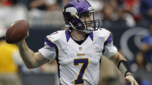 The Minnesota Vikings will look to get more out of their first-team offense Friday
