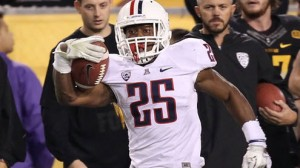 Arizona is a 7.5 point favorite over Boston College in Tuesday's Advocare V100 Bowl in Shreveport.