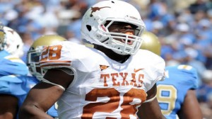 The Texas Longhorns have scored 30 or more points in their last six games