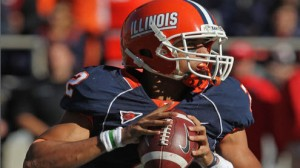 Illinois went 4-8 in 2013 and looks to improve in 2014.