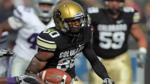 The Colorado Buffaloes will have a hard time replacing WR Paul Richardson