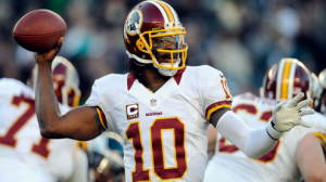 The Washington Redskins  are 1-6 SUATS as underdogs this season