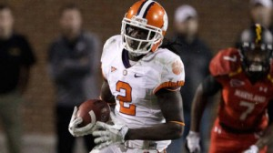 Clemson is a 29 point favorite at home against wake Forest Saturday.