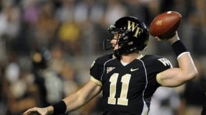 The Wake Forest Demon Deacons are 5-20 SU in road openers