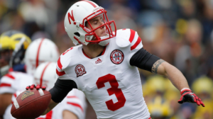 Nebraska Cornhuskers QB Taylor Martinez is 13-1 SU in 14 career games before the month of October
