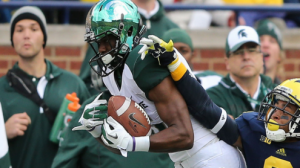 Michigan State looks to defend the Big ten title in 2014.