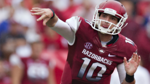 The Arkansas Razorbacks are being led by Florida natives during the 2013 campaign