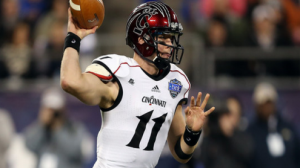 Cincinnati is a heavy favorite at home Friday night against winless Temple.