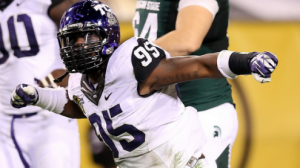 The TCU Horned Frogs have gotten after opposing quarterbacks in 2013