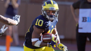 The Michigan Wolverines are 12-6 ATS as favorites since 2011