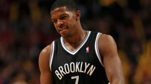 Joe Johnson and the Nets will need a victory and a Pacers loss to end up in the postseason.
