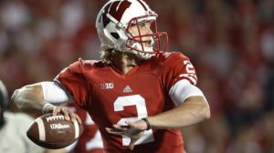 Wisconsin is a slight favorite against South Carolina in the Capital One Bowl in Orlando Wednesday.