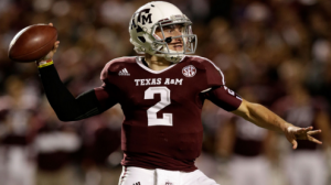 The Texas A&M Aggies are 4-5 ATS on the road since 2011
