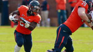 Virginia won only 2 games in 2013 and faces a brutal schedule in 2014.