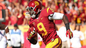 USC is a 15.5 point favorite in the Pac 12 opener at home against Washington State.