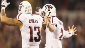 Texas A&M is a 19 point favorite at home against Mississippi State.