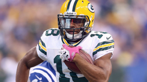 Randall Cobb will be entering his fifth NFL season and had 433 yards and 4 TDs last year.