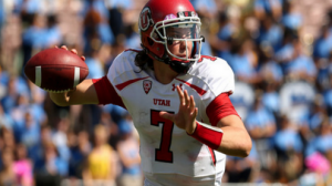 Utah hosts UCLA Saturday. Both teams can still win the Pac 12 South title.