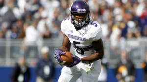 Northwestern looks to improve from a 5-7 season last year with 17 starters back.