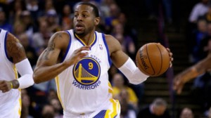 Andre Iguodala's defense will be instrumental against LBJ.