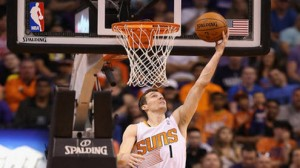Goran Dragic is leading the Suns in scoring at 17 points per game this season.