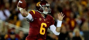 USC is a touchdown favorite over Nebraska in the Holiday Bowl Saturday.