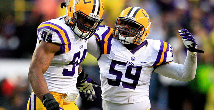 lsu western kentucky game time college football latest line