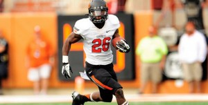 Oklahoma State is a heavy favorite against Texas Tech Thursday night in the Big 12 opener for both schools.
