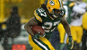 The Green Bay Packers are hoping to get more production out of Eddie Lacy against the Chicago Bears in Week 4